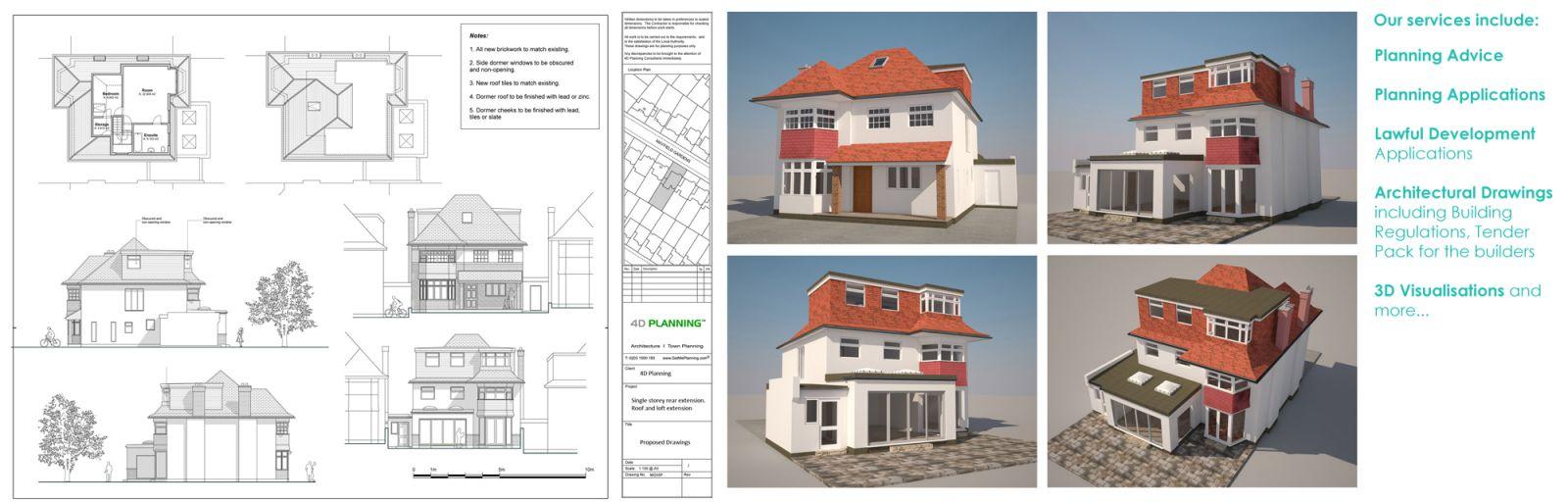 Pittrichie home farm planning application prestbury.
