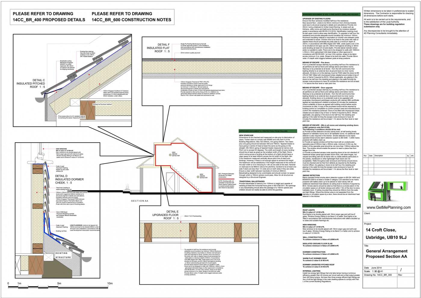 Single Storey Rear Extension Loft Conversion Front Dormer
