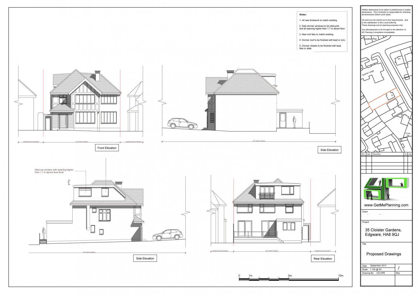 Roof Extension Rear Dormer Double Storey Side Extension