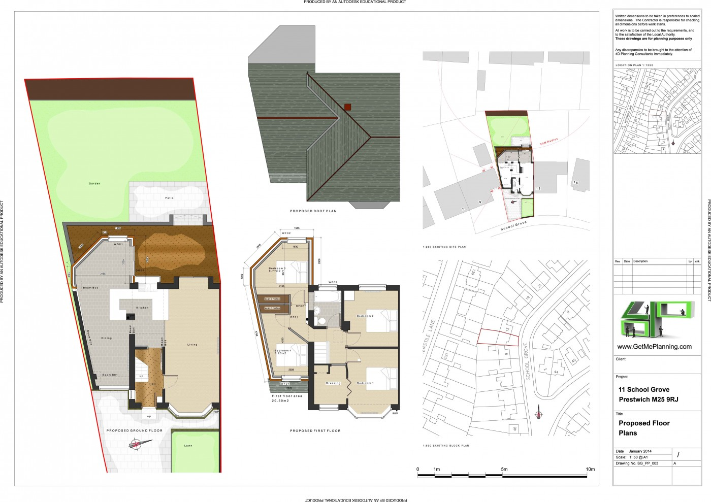 Two Storey Extension Side And Rear