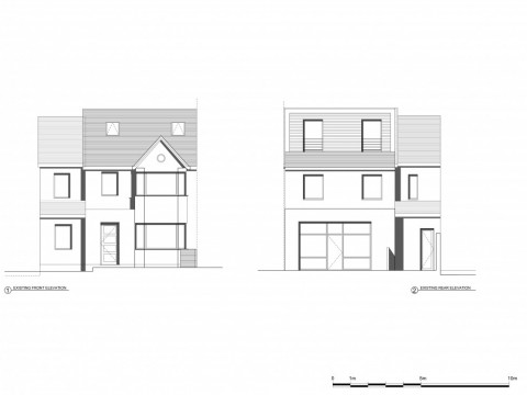Elevations - Architectural Drawings