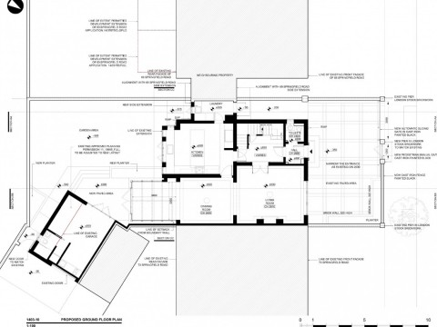 Architect Drawings - Floor Plans