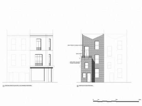 Proposed Elevations - Drawings