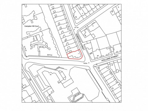 Ordnance Survey Map - Location Plan
