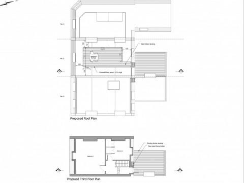 Proposed Floor Plans - Drawings