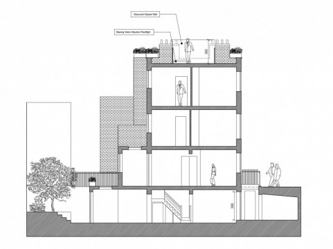 Architectural Drawings - Section