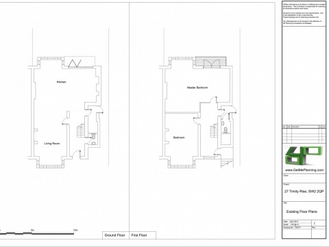 Architectural Drawings - Floor Plans