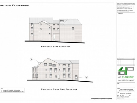 proposed elevations 2