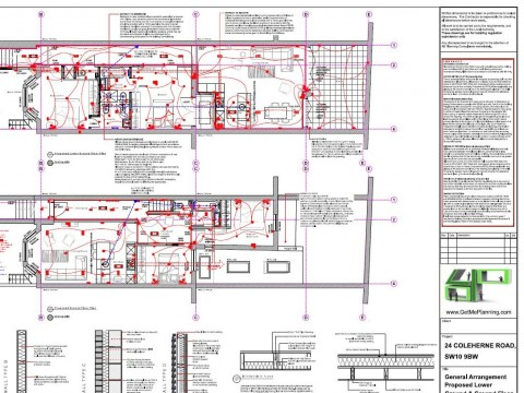 Proposed Architectural Drawings - Ground Floor