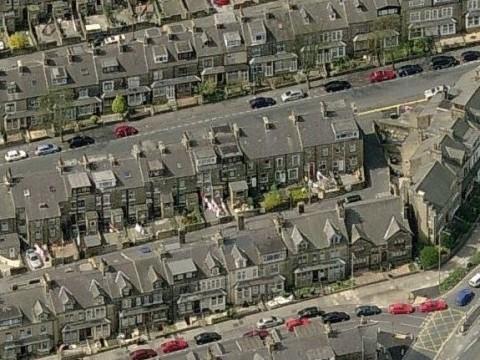 Aerial View - Bird's Eye View