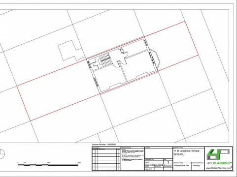 Architectural Drawings - Site Plan