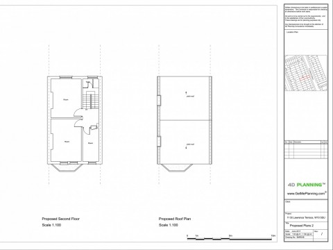 Floor Plans - Architect Drawings
