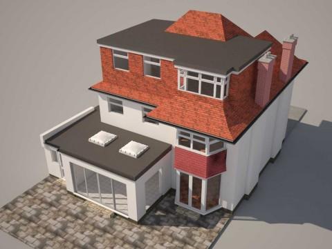 3D render - Visualisations