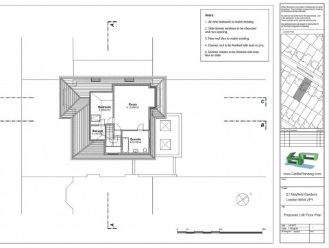 Proposed Drawings - Loft