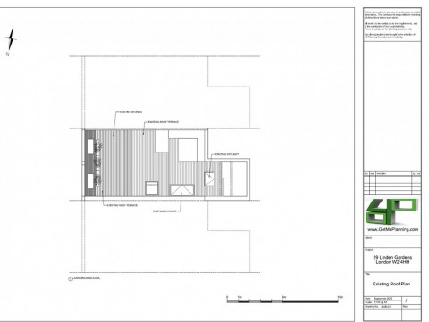 Architectural Drawings - Roof Plan