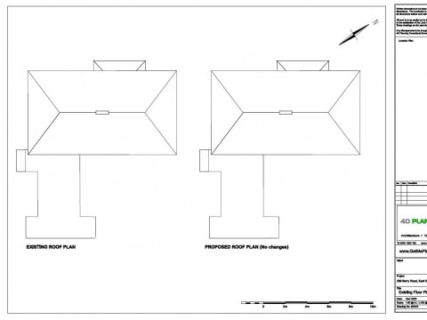 Proposed Architectural Drawings