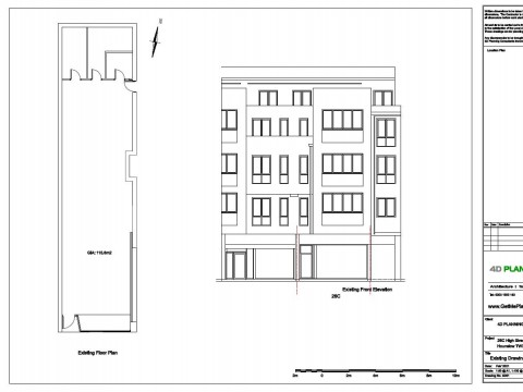 Existing Architectural Drawings