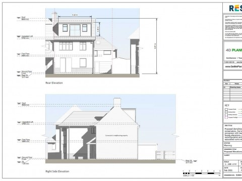Proposed Drawings - Elevations