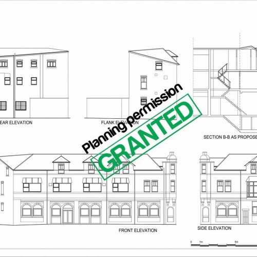 Planning Granted