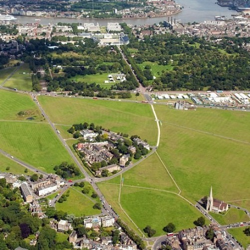 Uncertain green spaces Limited funds have left London parks and green spaces.