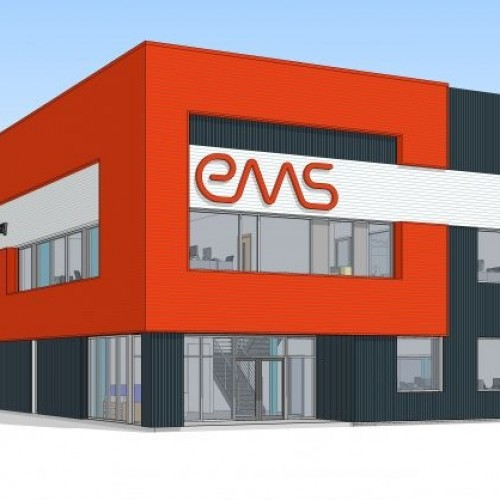EMS Group announces £3.4m investment into new Ellesmere Port HQ