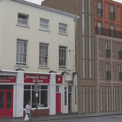 New leisure space planned for Liverpools™ Ropewalks district