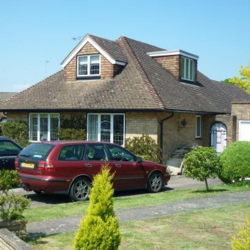 Single storey rear extension, loft conversion, front dormer window