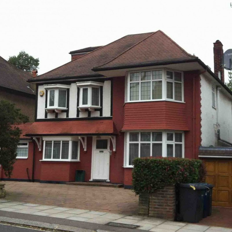 Extensions to detatched property in Hendon