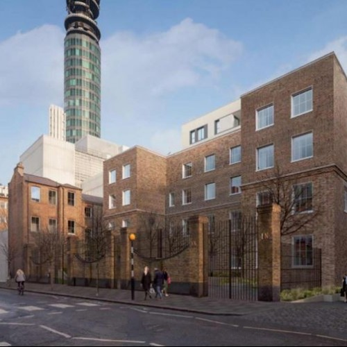 Please sir, not a poor door:'Oliver Twist' luxury flat development in Fitzrovia.