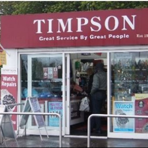 Modular Timpson's 'pod' too small to harm local businesses.