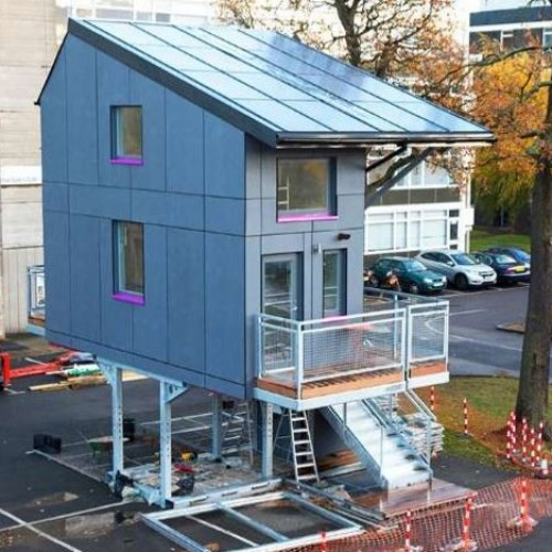 Meet ZEDpod - the £65,000 house that doesn't need planning permission.