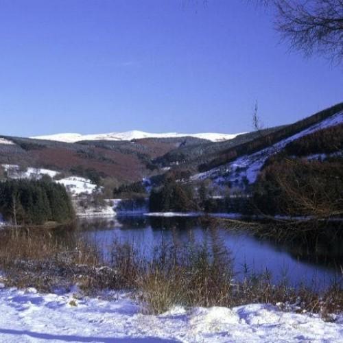 Merthyr Tydfil ski slope and Leisure facilities.