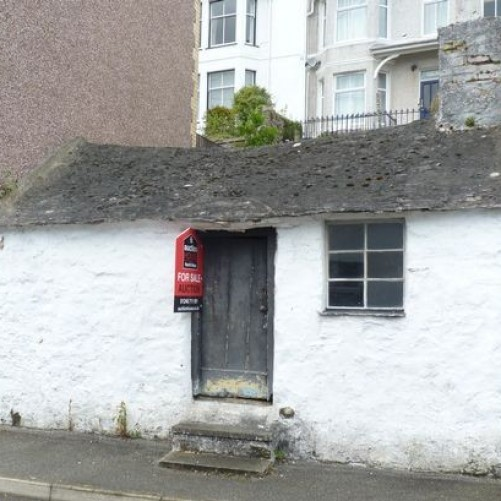 This tiny cottage with waterside views could be yours for just £10,000