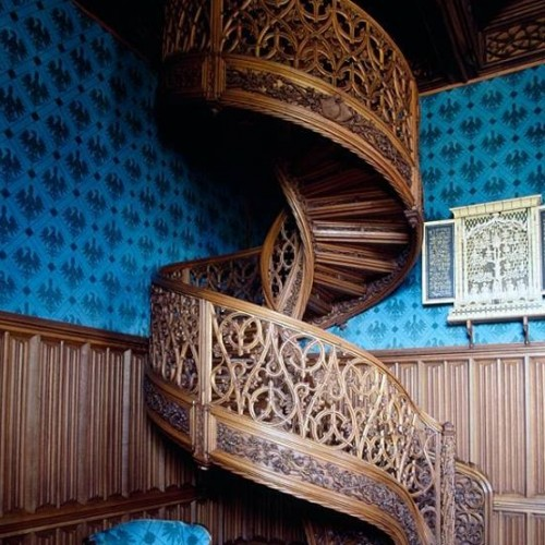 Staircases. Do you need to apply for approval?