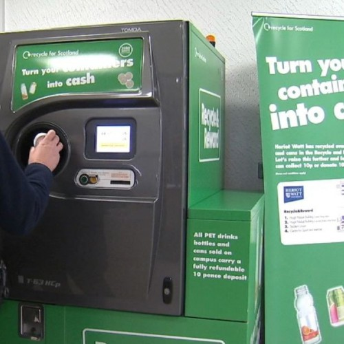 Bottle and can deposit schemes could save councils £35m.