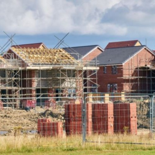 Brexit 'blight' blamed as recession looms for construction sector