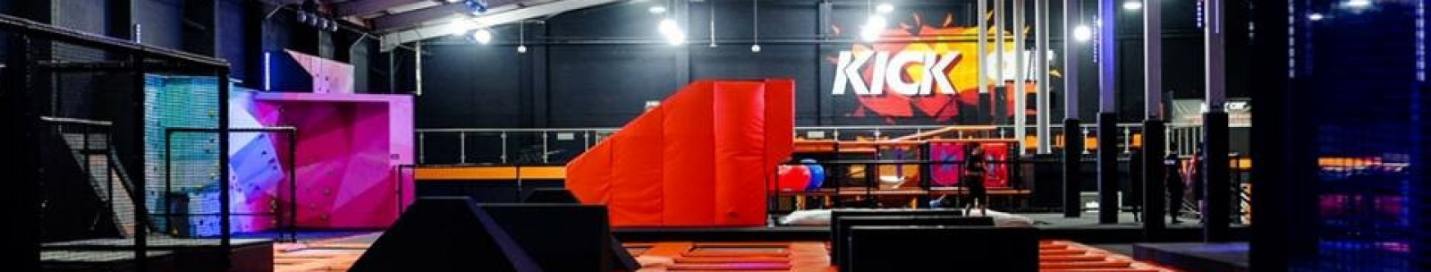 Change of use to trampoline park and leisure facilities D2 Use Class