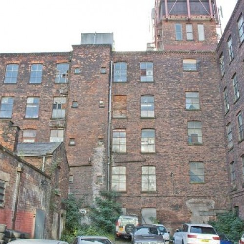 One of Manchester's largest surviving textile mills will be turned into swanky flats