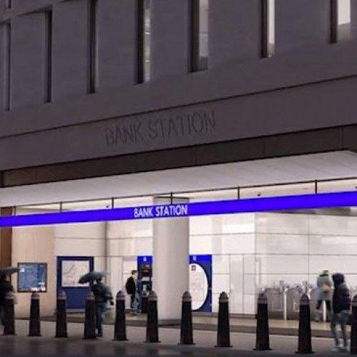 This is how London is expanding one of its busiest Underground stations without anybody knowing.