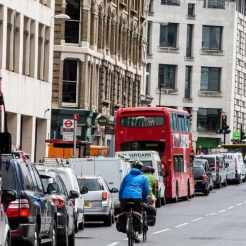 London's low-emission bus zones hailed for 'improving toxic air levels overnight'.