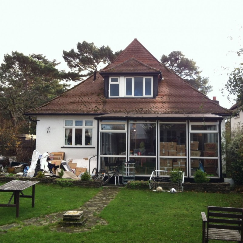 Prior Approval for single storey rear extension