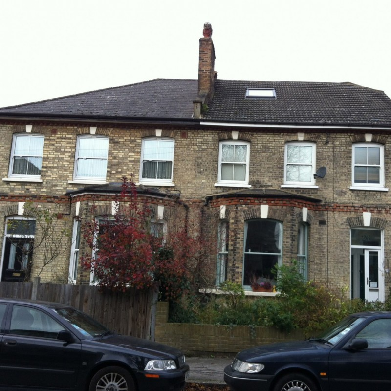 Replacement of windows and doors in Conservation Area
