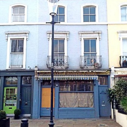 Former model Caprice in dig at Notting Hill nimbys over restaurant's plans for terrace