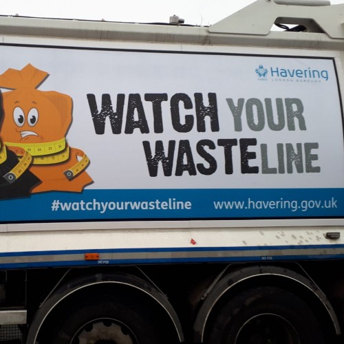 Council calls on residents to 'Watch their Wasteline'