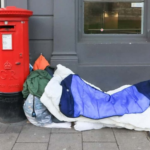 New homelessness act fails to address root causes, charities say