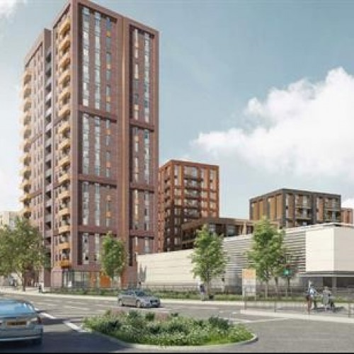 Permission granted for 505 units in north London scheme