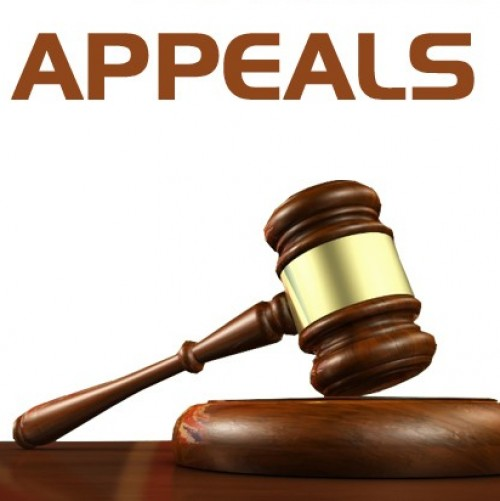 Local authorities with the most decisions overturned at appeal in 2016 and 2017