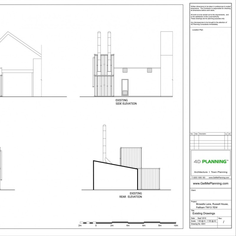 Retrospective application for the erection of Biomass Boilers