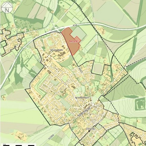 11-year planning battle to build 400 homes and school in Newmarket won by Earl of Derby