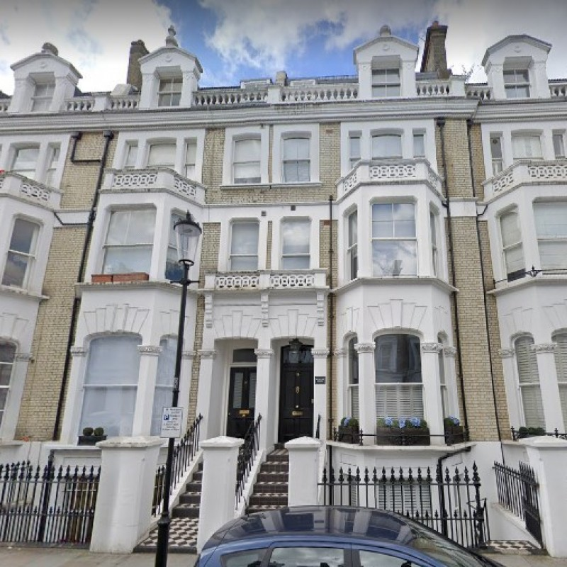 Amalgamation of three studio flats to one self contained two bedroom flat